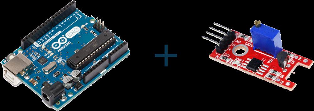 5 x Touch Sensor Modul KY-036 für Arduino